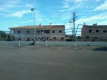 Estructura tras la acción de viento